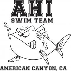 AHI Swim Team