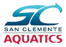 San Clemente Aquatics Team